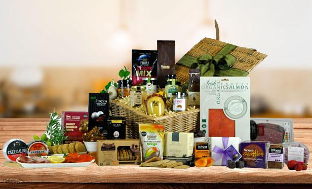 Irish Food Gifts Hampers