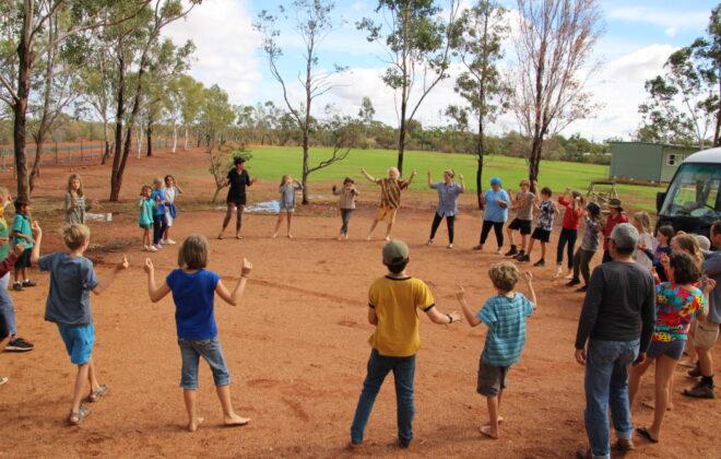 Australian Outback Communities